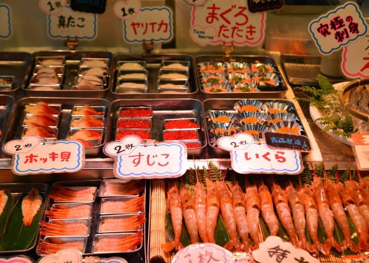 青森必玩⑧在「Nokke丼」作出屬於自己最好的丼飯