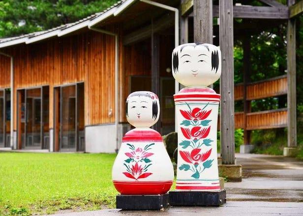 宮城・鳴子温泉郷の散策ガイド。1日で温泉やグルメなど観光を満喫!