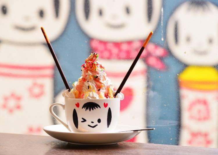 (2) 喫茶まるゆ