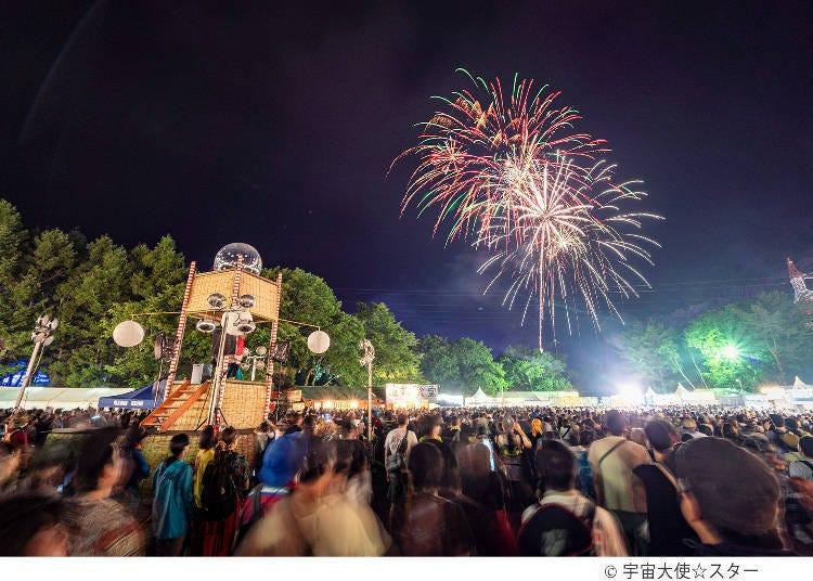 戶外活動的先驅-FUJI ROCK FESTIVAL富士搖滾音樂祭