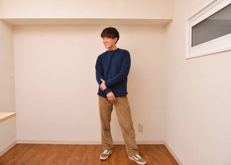 仙台の10月の服装は?