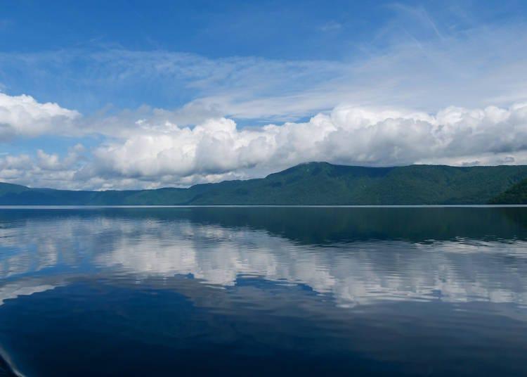 青森的十和田湖簡介&最佳旅遊時期
