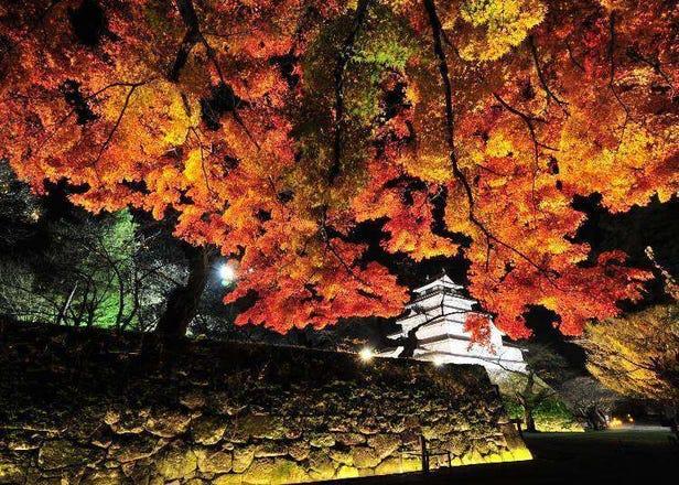 2021福島紅葉景點10選+最佳賞楓時期:裏磐梯、五色沼湖、鶴城