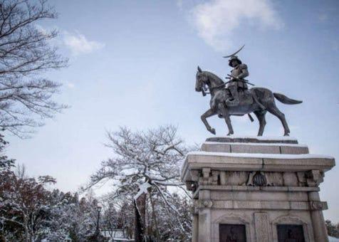 仙台自由行必看!冬天12月、1月、2月的天氣資訊、服裝穿搭建議