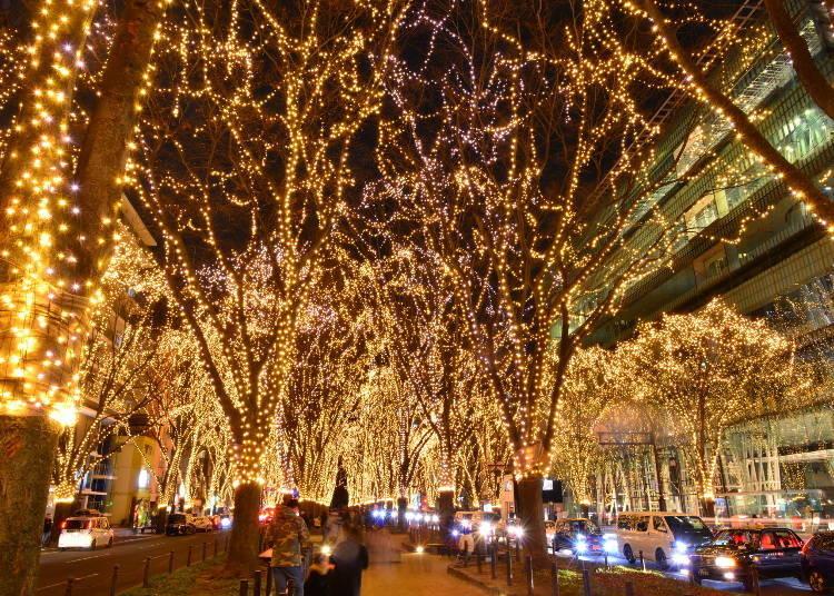 센다이의 12월 날씨