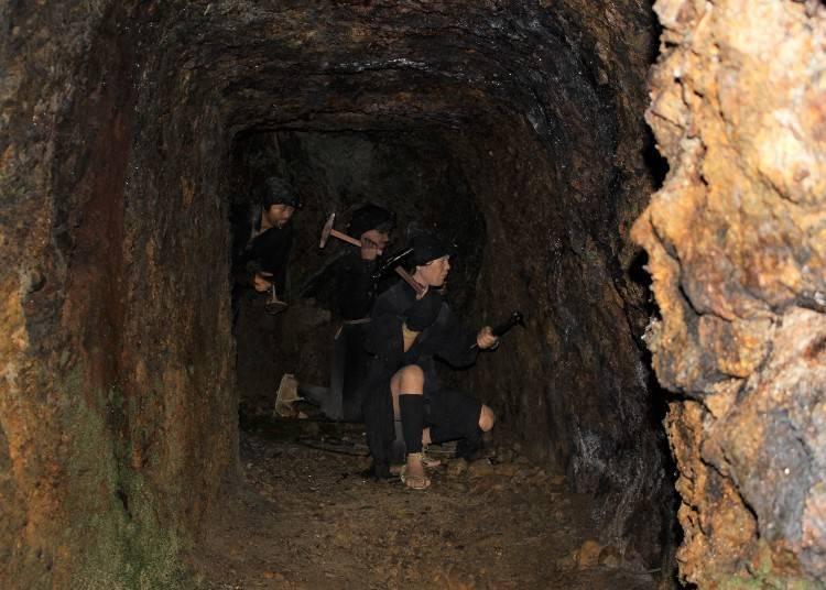 Sado Kinzan Gold Mine: Japan's largest gold mine