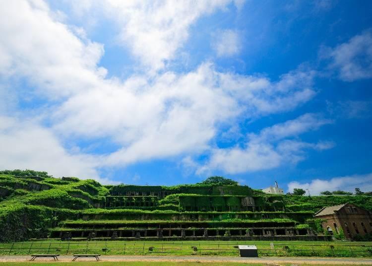 這景色彷彿是天空之城?千萬不能錯過的「北澤浮遊選礦場遺跡」!