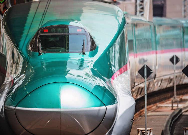 新幹線が半額に!JR東日本が「お先にトクだ値スペシャル(50%割引)」を発売