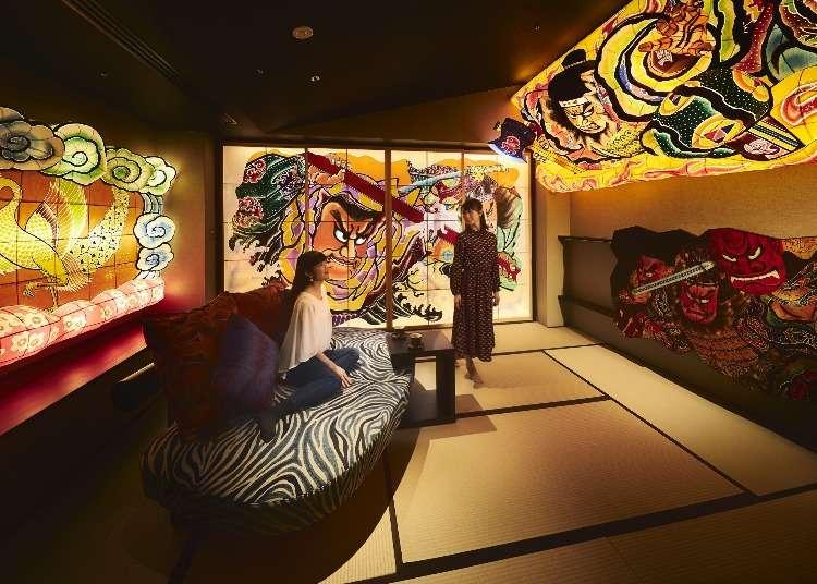 豪華絢爛な青森ねぶた祭を体験!「星野リゾート 青森屋」にて期間限定プランが登場