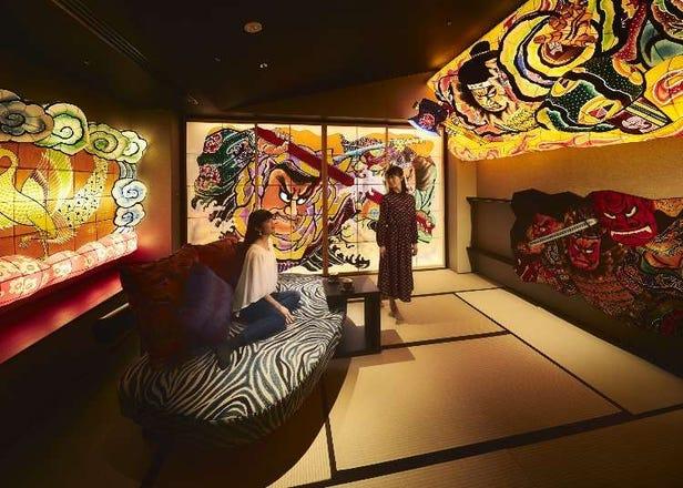 Celebrate Aomori's Nebuta Matsuri at Hoshino Resorts Aomoriya for a Limited Time!