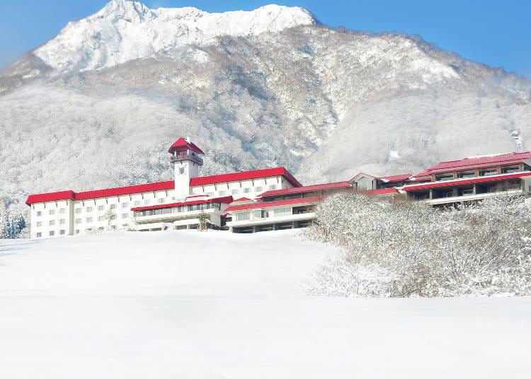 4. Akakura Kanko Resort
