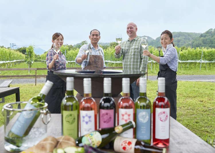 미야기현의 아키우 온천마을에서 새로운 여행 스타일 '테루아주'를 만끽! 지역 주민들과 교류하며 먹거리와 와인 그리고 자연을 맘껏 즐기자