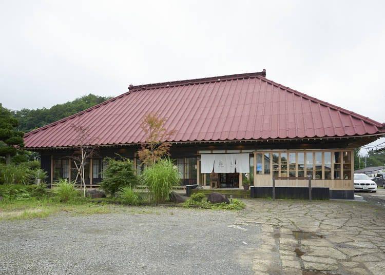 Try unique, original dishes at Akiusha