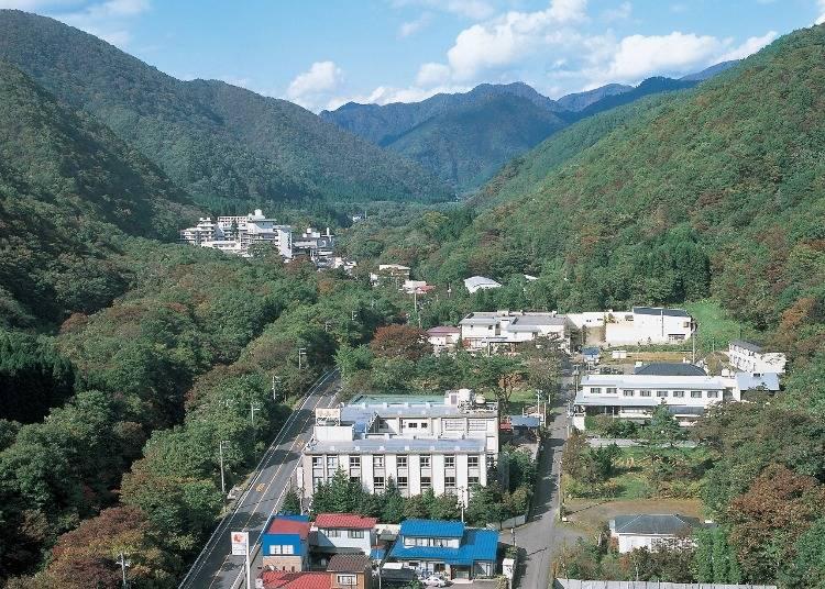 仙台の奥座敷「作並温泉」ってこんなところ