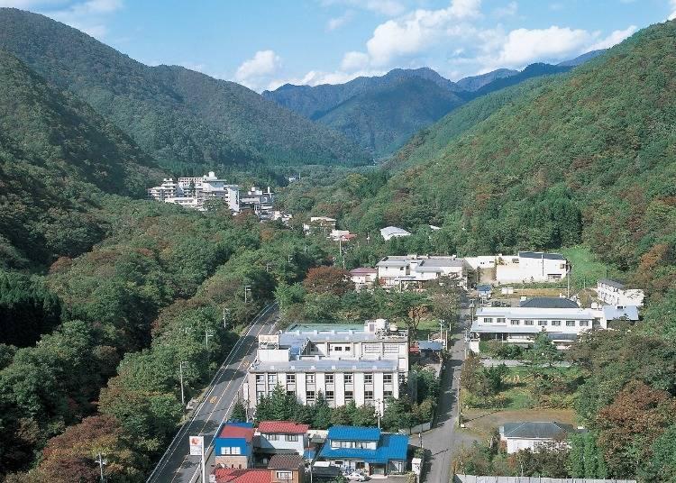仙台的近郊溫泉勝地「作並溫泉」小簡介