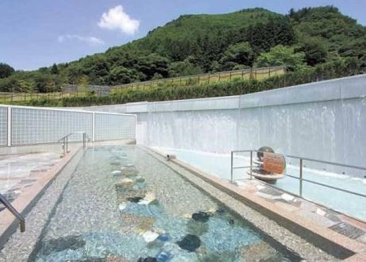 作並溫泉設施④【La樂 Resort Hotel greengreen」娛樂設施豐富的渡假飯店