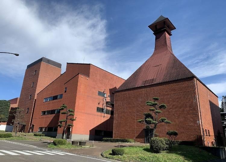 作並溫泉1日行程①Nikka 威士忌仙台工廠宮城峽蒸餾所