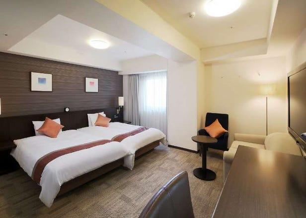 10 Recommended Hotels Near Sendai Station: Picks Under $100