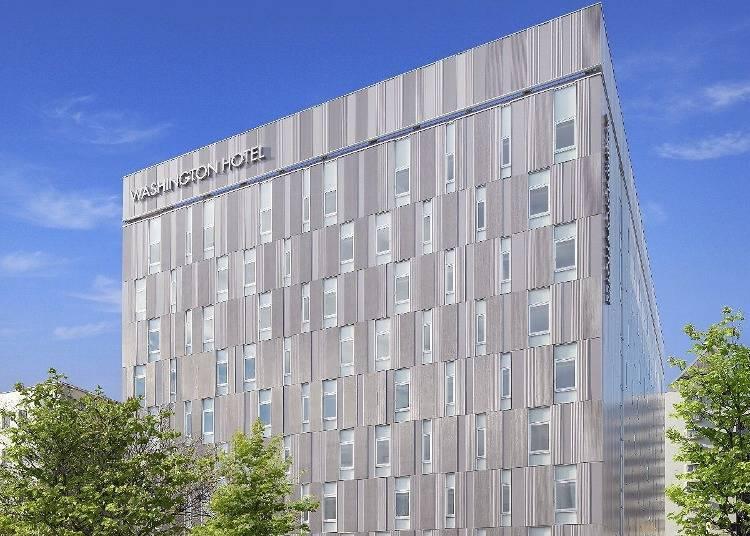 1. Sendai Washington Hotel: Enjoy the history and great food of Miyagi