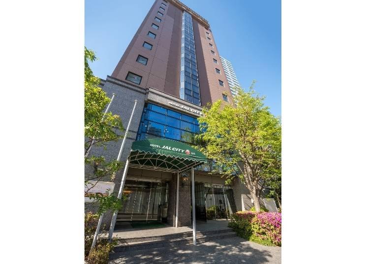 5.ホテルJALシティ仙台:夜景を楽しむバーで一杯いかが?