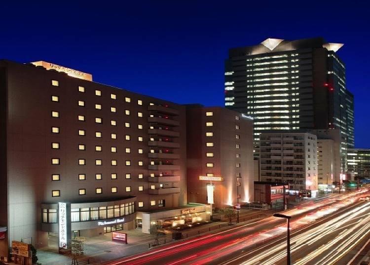 3. 리치몬드 호텔 센다이 : 가족 여행에 딱 맞는 호텔