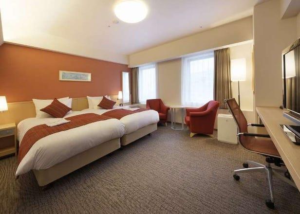아오모리 여행시 호텔 선택! 가성비 좋고 교통 편리한 베스트 10. 네부타 마츠리 축제와 명승지 탐방에 사용!