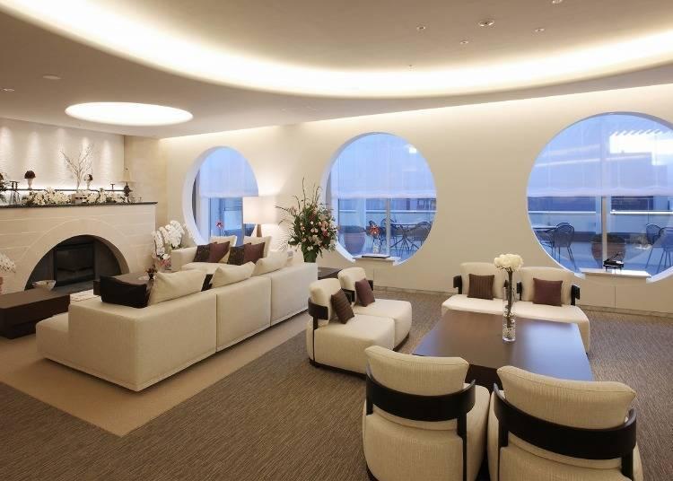 1. 리치몬드 호텔 아오모리 : 넓은 실내와 침대에서 편히 쉴 수 있다