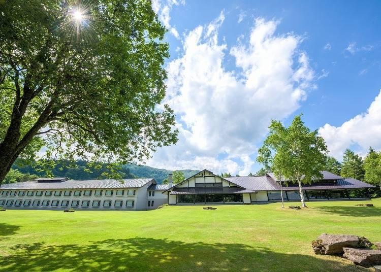 青森飯店⑩Towada Prince Hotel:佇立在十和田湖畔的隱藏版飯店