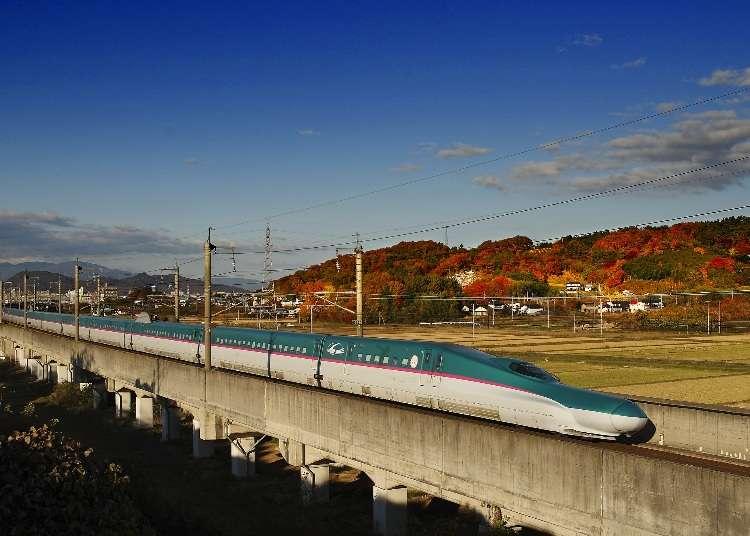 「JR EAST Welcome Rail Pass 2020」販売開始!JR東日本管内の新幹線も3日間乗り放題に