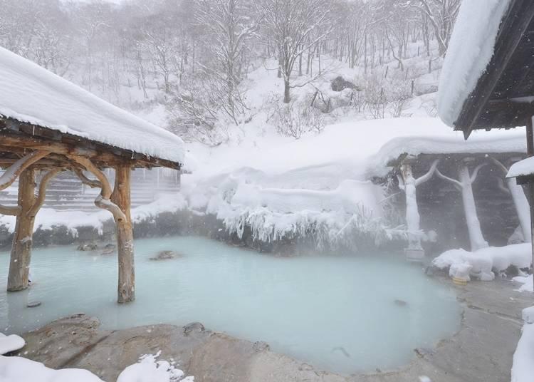 1.鶴の湯温泉