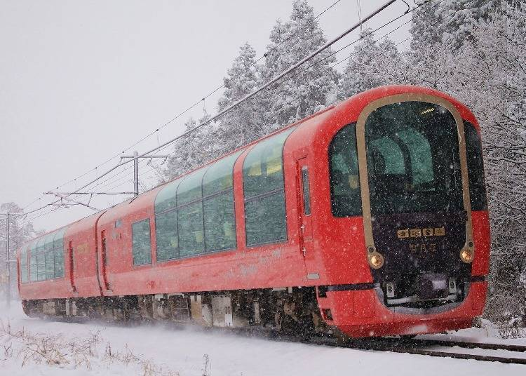 Japan Scenic Railway Journeys: 5 Amazing Tohoku Sightseeing Trains to Watch Winter Roll By In