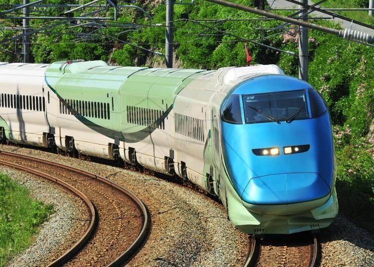 4. 東日本旅客鐵道 Toreiyu Tsubasa號(山形-福島)