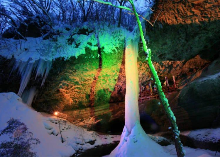 6. Niogataki Falls (Nishimeya)