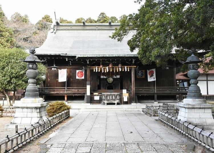 1.政宗公を祀る「青葉神社」を参拝