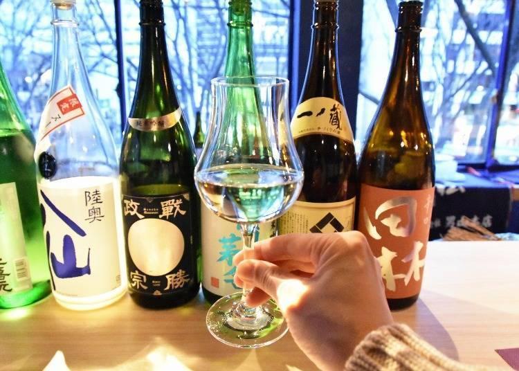 仙台侍酒師最推薦的東北日本酒是「這支」(日本酒挑選小撇步)