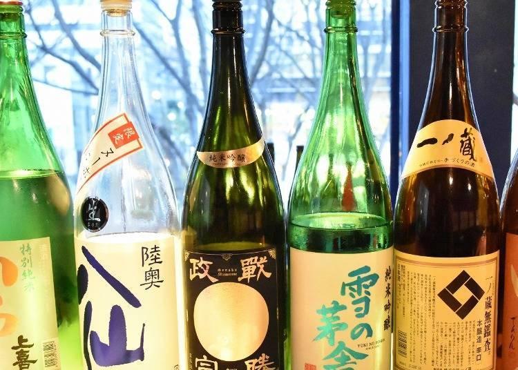 酒瓶上的「大吟釀」或「吟釀」標籤是什麼意思?