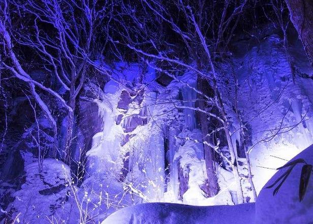 雪の回廊に氷瀑も!冬の青森でやっておきたい10のこと
