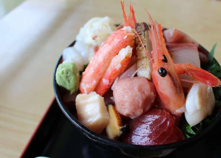 去佐渡島必吃的5家美味餐廳!