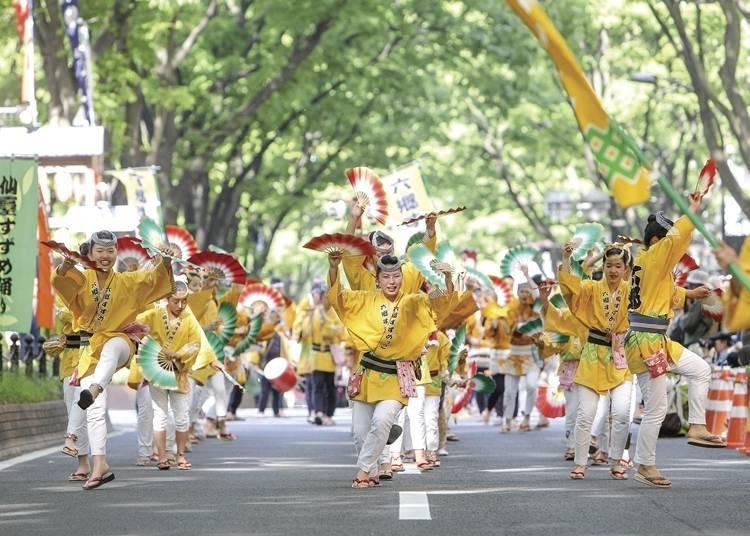 5月仙台的觀光景點&行程推薦