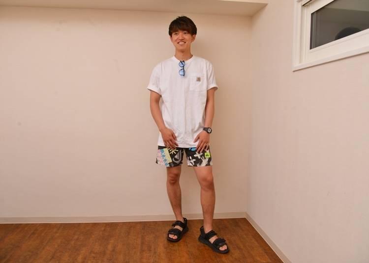 仙台の7月の服装は?