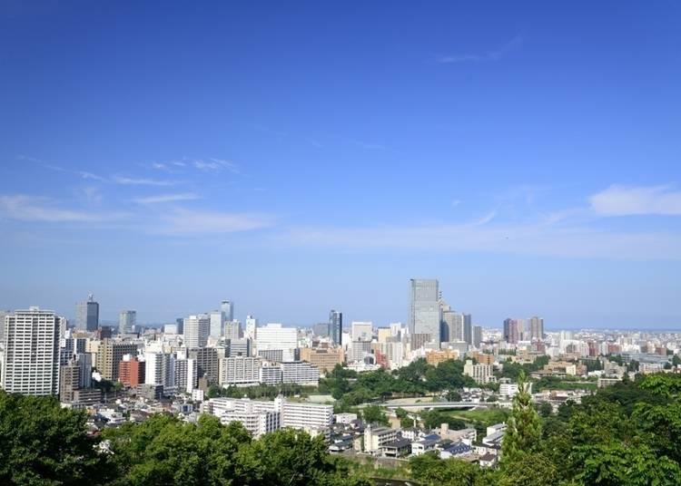 仙台在日本的哪裡?一整年的氣候如何?