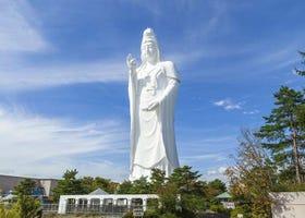 有拜有保庇!?超巨大「仙台大觀音」參觀神像內部、求桃花都有!