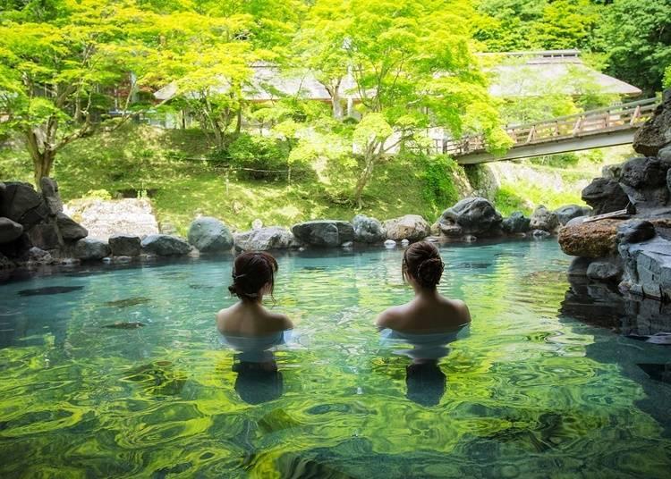 5 : 산스이카쿠(이와테현 하나마키시)