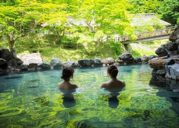 和家人在自然美景下盡情談心!和美景同住的東北溫泉旅館5選