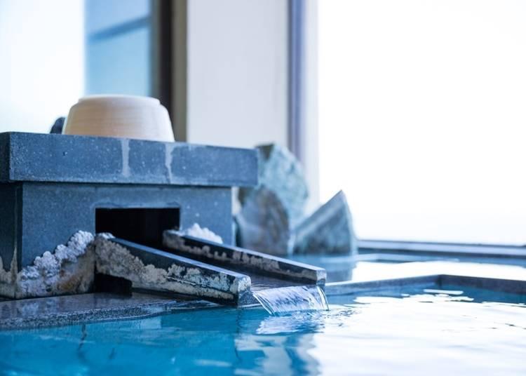 1. Hot Springs