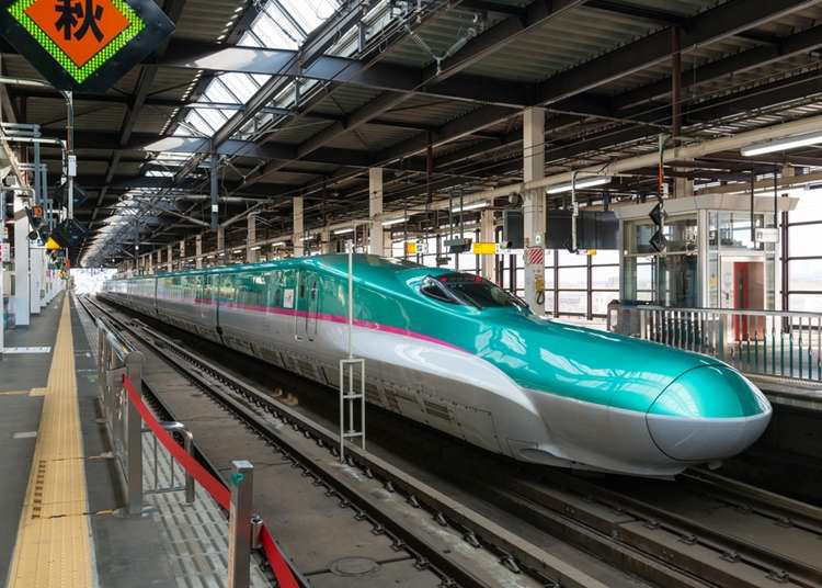 Seven Minute Miracle?! What Shocked An American About Riding the Japanese Bullet Train