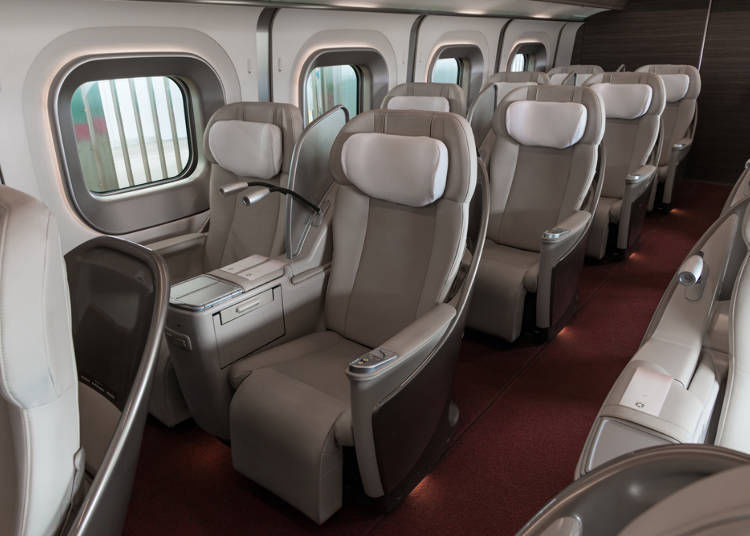 Gran Class is like First Class on a plane?! True luxury in rail travel!