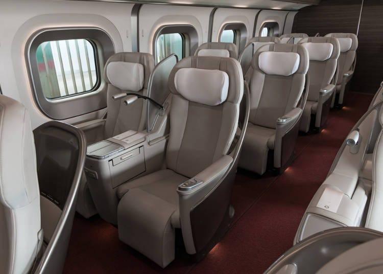 Gran Class媲美飛機頭等艙!?超豪華車廂讓人驚艷!