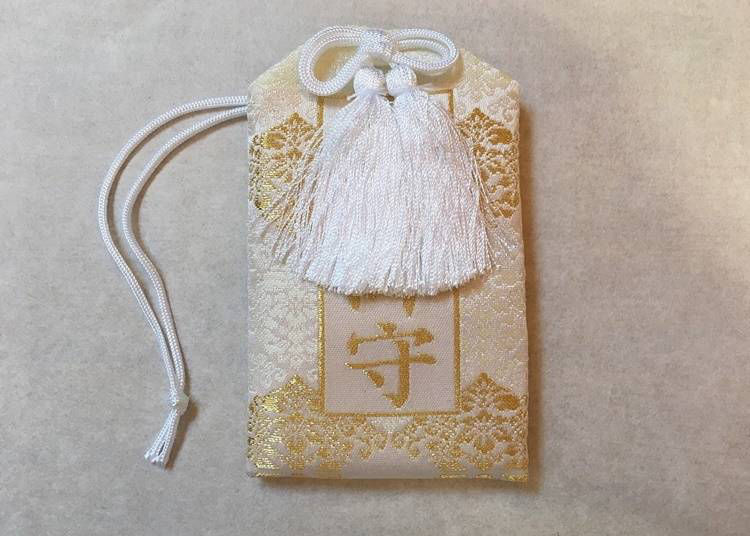 Don't forget to buy Goshuin, Omikuji, and Omamori