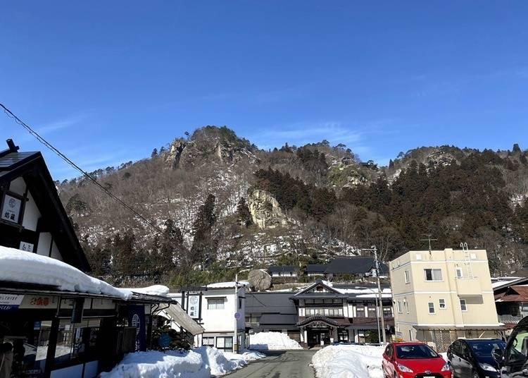 山寺へのアクセス
